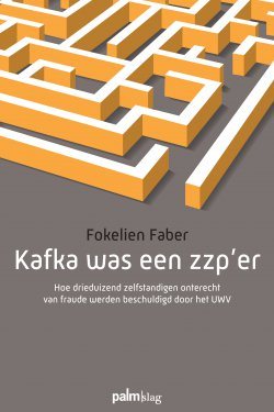 cover kafka was een zzper